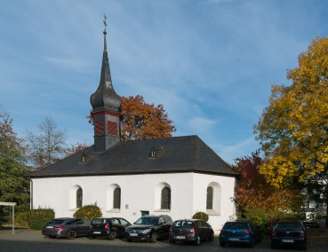 Kapelle am Mühlenteich