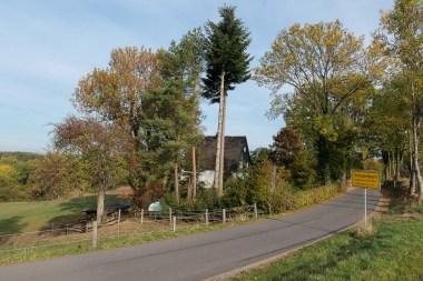Ortseingang von Schalenbach