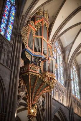 Orgel im Münster