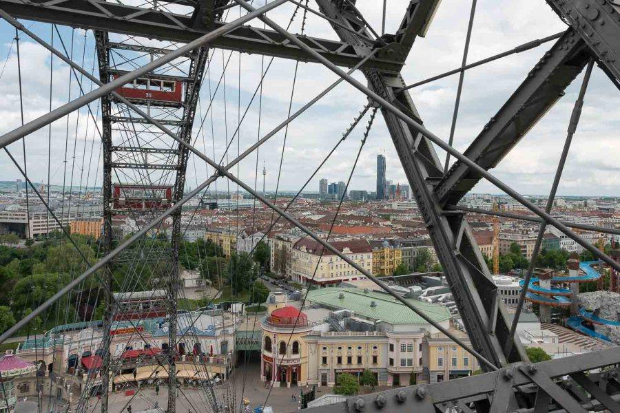 Blick zur Neustadt