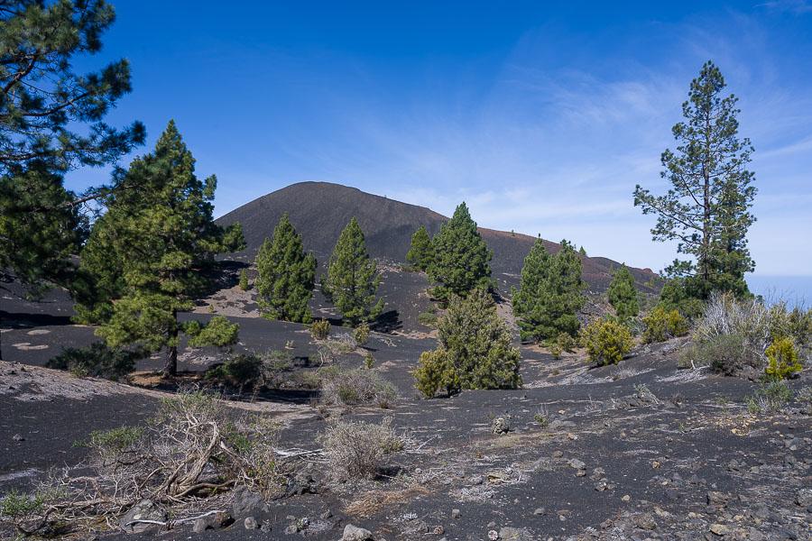 Garachico-Gipfel von weitem