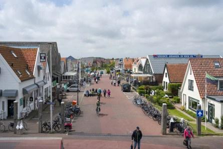 Hauptstrasse in Oudeschild