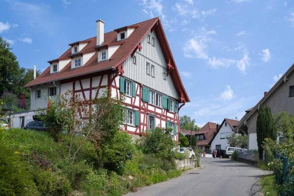 Fachwerkhaus in Kattenhorn