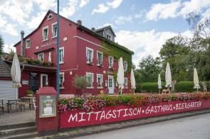 Altes Fährhaus in Kettwig - direkt an der Ruhr