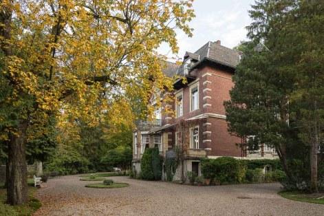 Alte Villa in Hoffnungsthal
