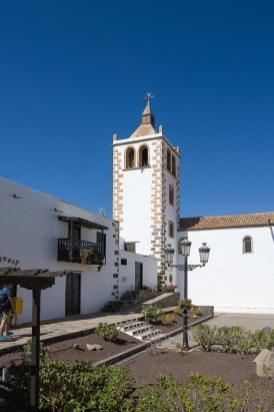 Kirchturm in Betancuria