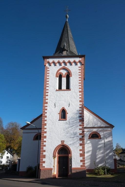 Kirche in Dahlem