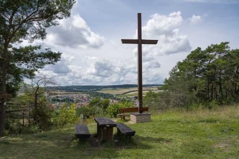 Aussichtspunkt Michelsbergblick