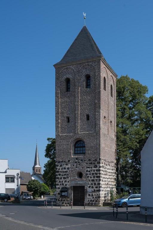 Alter Kirchturm in Lülsdorf