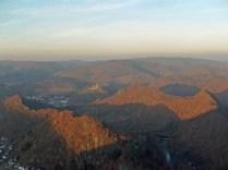 Vom Hornberg aus (Nov 2011)