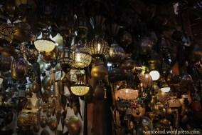 in den Souks von Marrakech