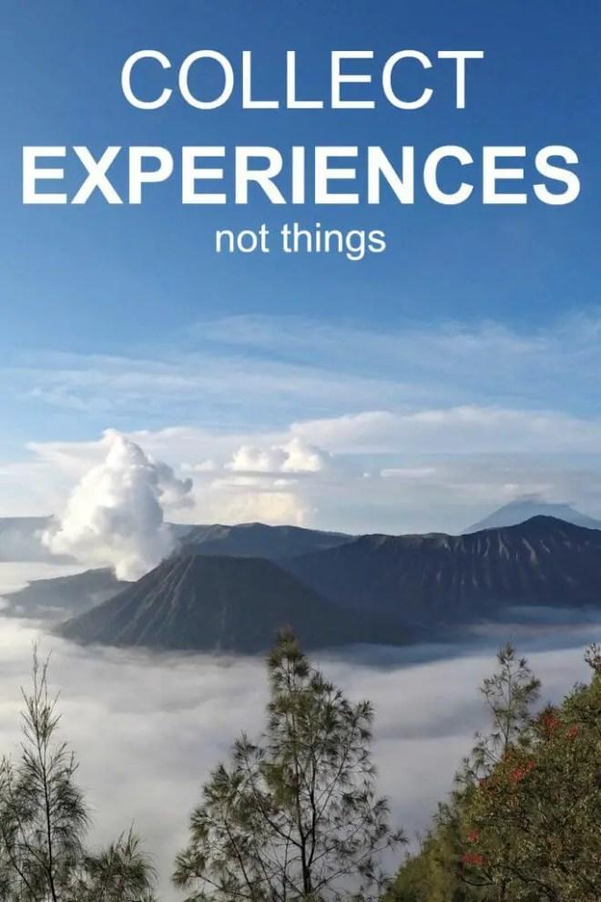 Vulcano adventure in Java island