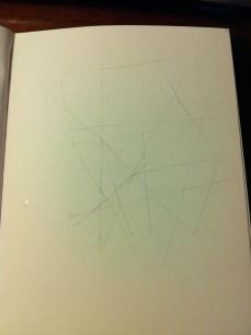 sketch outline