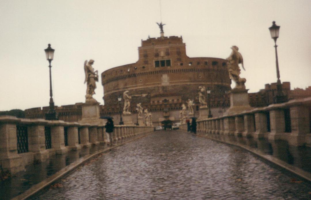 Castelo Sant Angelo Rome Italy