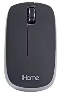 iHome Optical Mouse with Retractable Cable