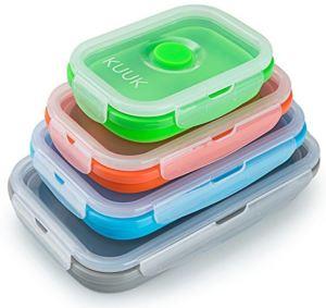 Kuuk Reusable Containers