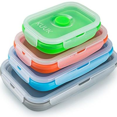 Kuuk Reusable Containers