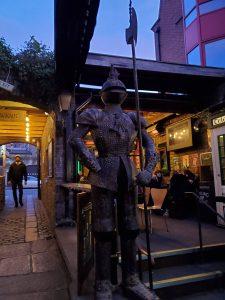 The Brazen Head Pub, Dublin, Ireland