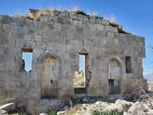 Anavarza Kalesi Ruins