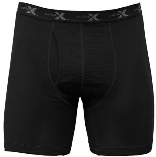 Woolx Dailys - Men's Merino Wool Boxer Briefs