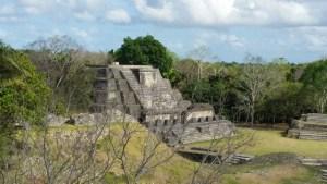 Temple of the Masonry Altars Altun Ha, Belize
