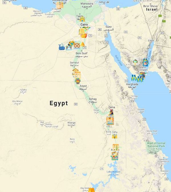 Highlights of Egypt – How to Choose Your Epic Adventure