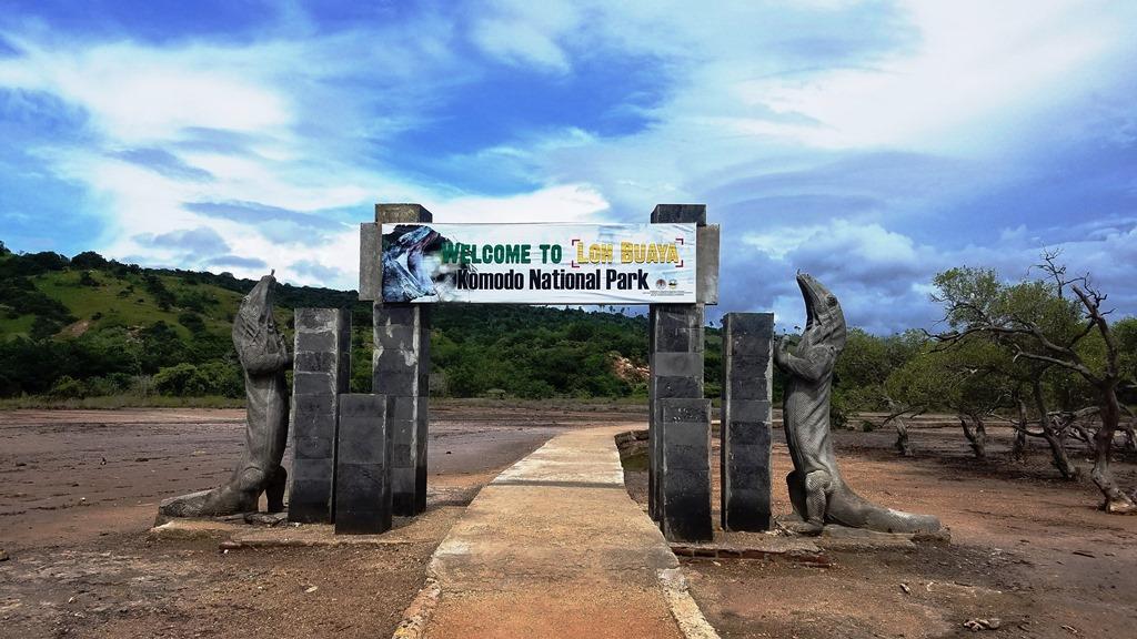 Welcome to Komodo Island Indonesia