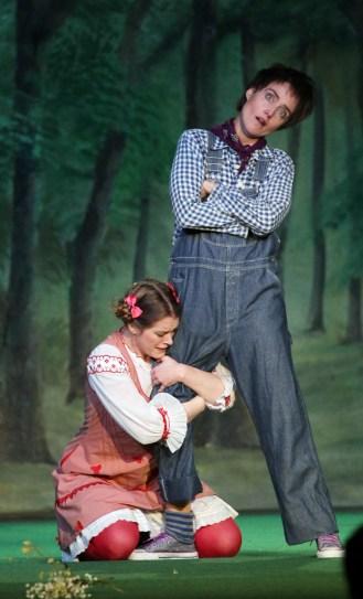 Hänsel und Gretel. © Oliver Voigt