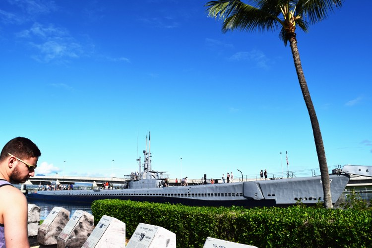 fantastic guide of spots to explore on Oahu pearl harbor