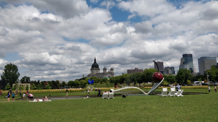 free and scenic spots in Minneapolis