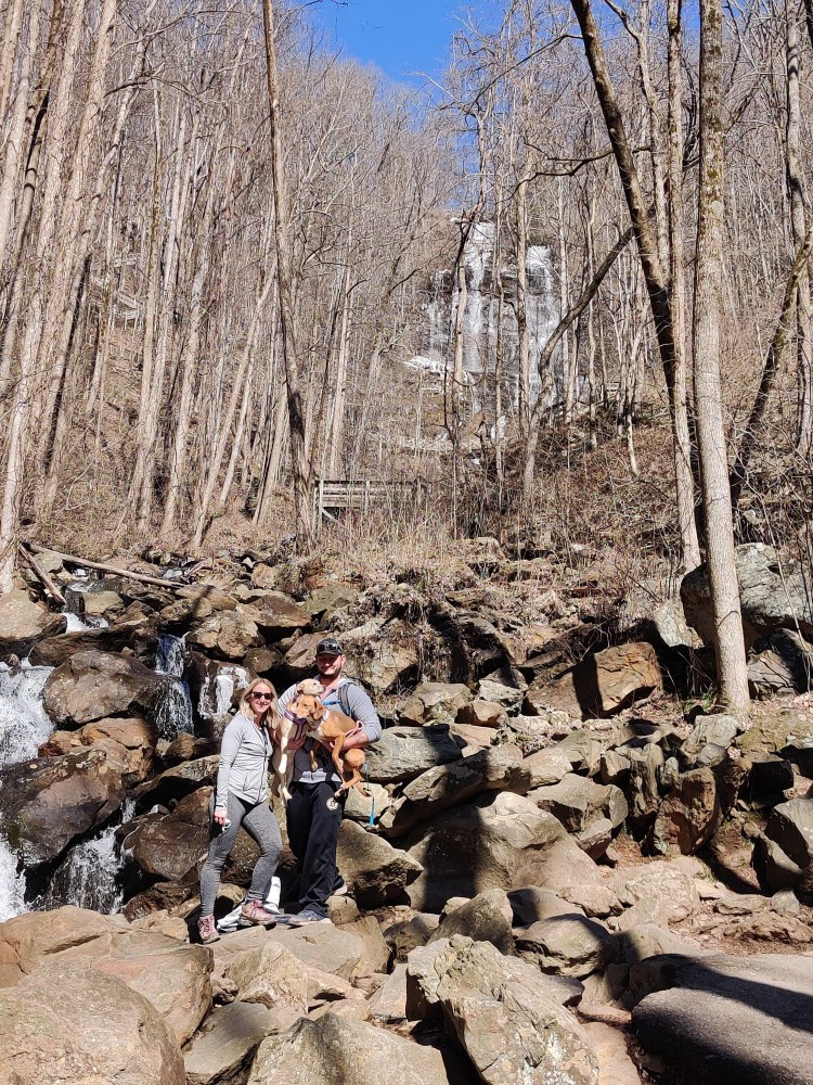 Exciting Places in the Blue Ridge Mountains amicalola falls