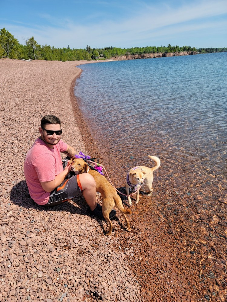 Thrilling things to see on Minnesota's North Shore beach