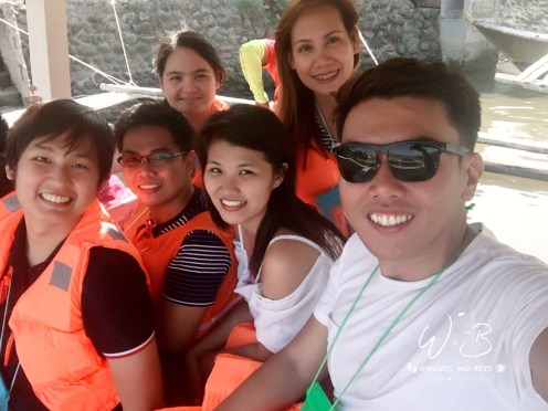 Boat Ride going to Calaguas Island