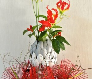 Finding a Deeper Meaning of Ikebana