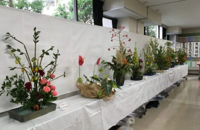 2017 Seishincho Ikebana Exhibition