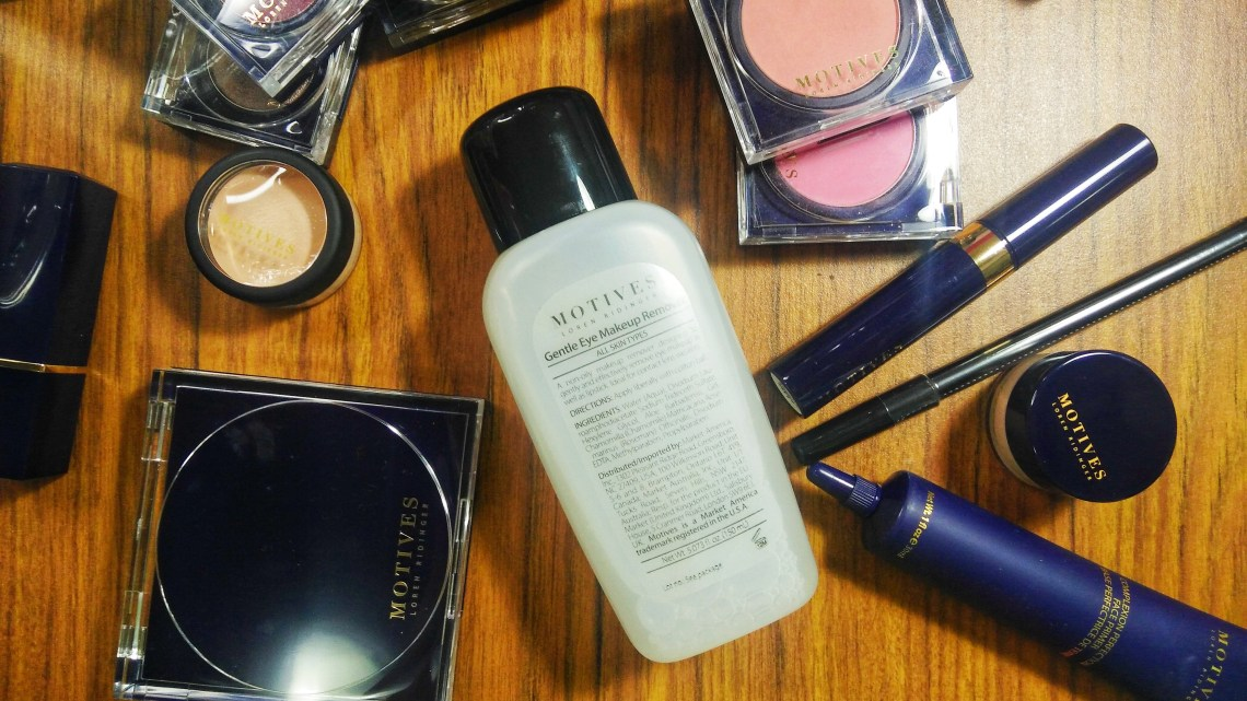 Motives Gentle Eye Makeup Remover