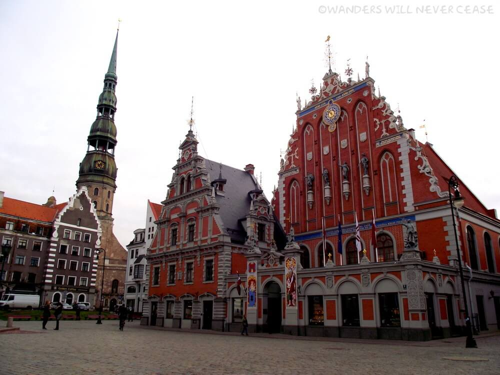 The Baltic Stories: Riga's Top Tourist Attractions