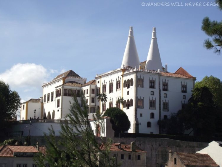 National Palace in Sintra, Lisbon