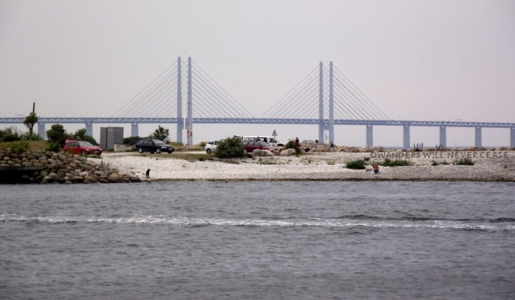 The Öresund Bridge - Copenhagen to Malmo