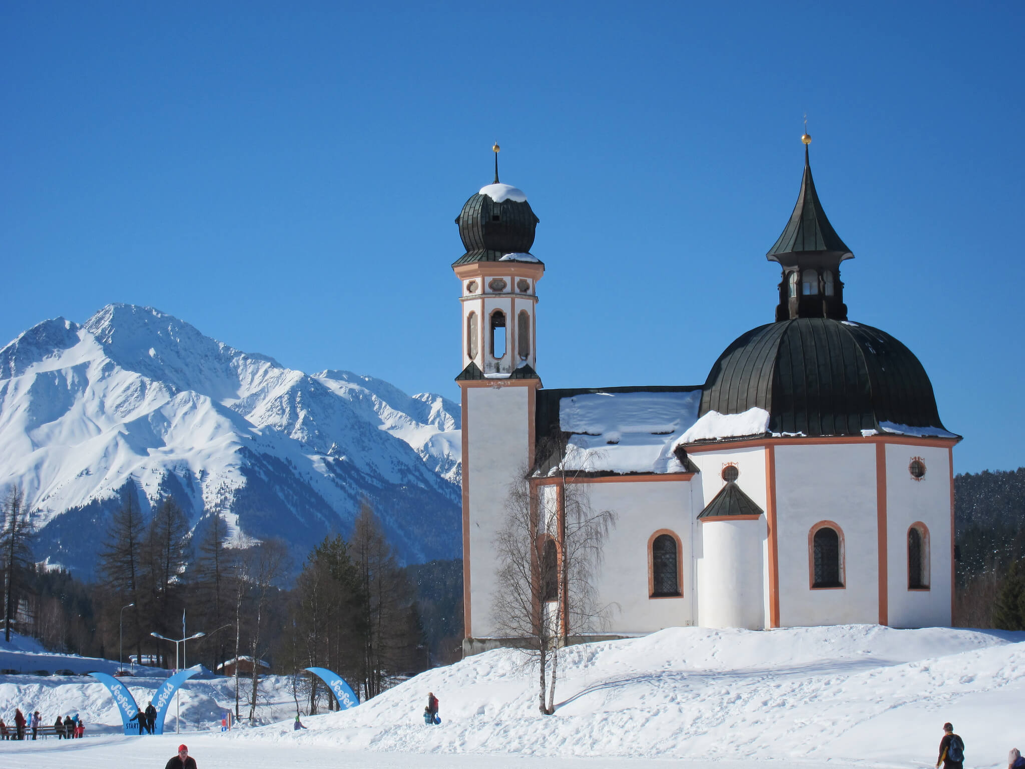 This Village in The Austrian Alps Will Steal Your Heart