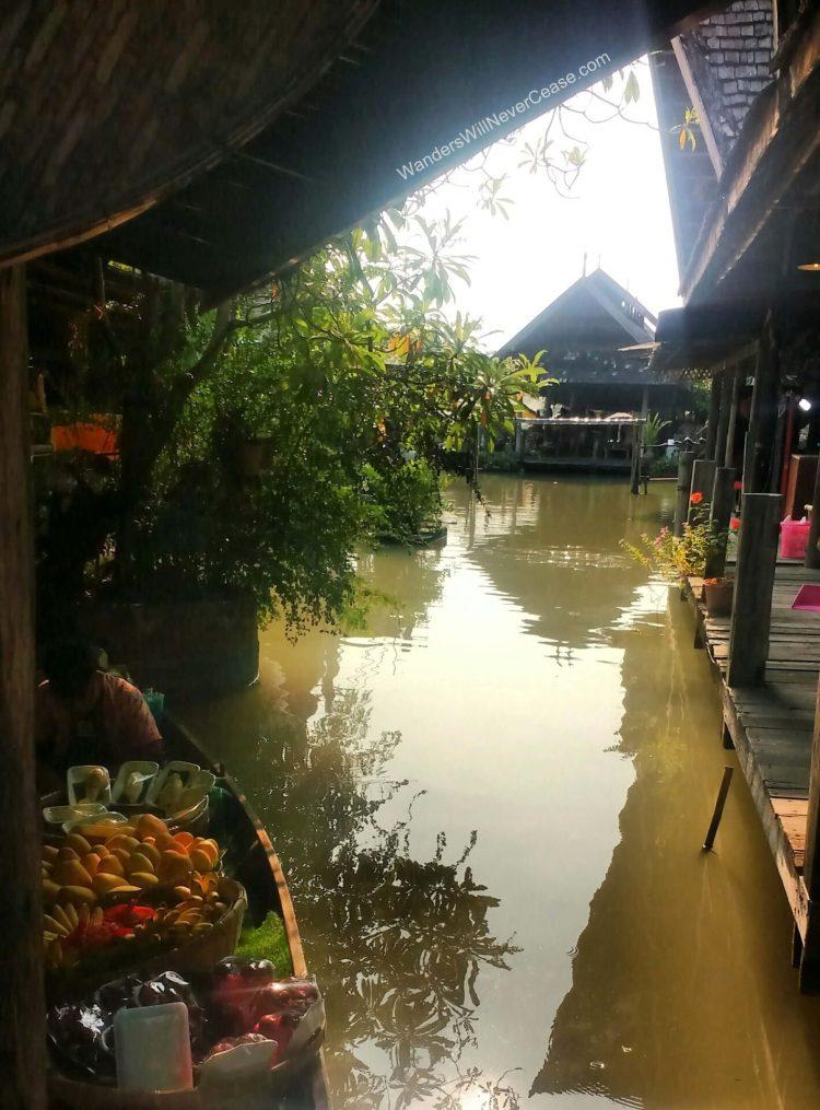 Pattaya Floating Market Thailand