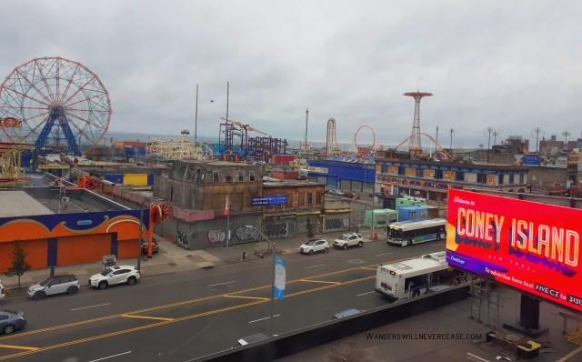 Coney Island New York