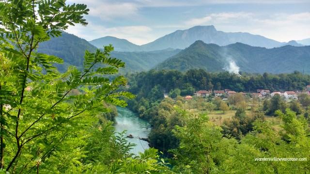 Bosnia and Herzegovina croatia mountains river sarajevo