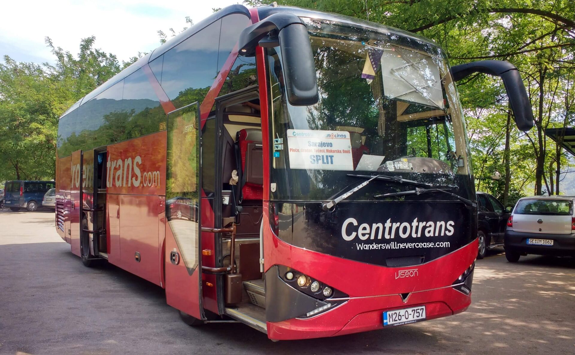 Everything You Need to Know About Getting the Bus From Sarajevo (Bosnia) to Split (Croatia)