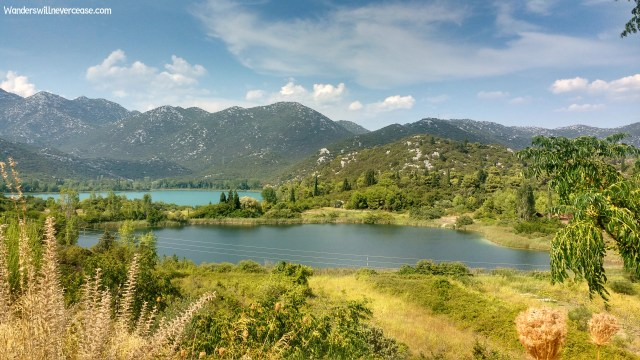 croatia split lake