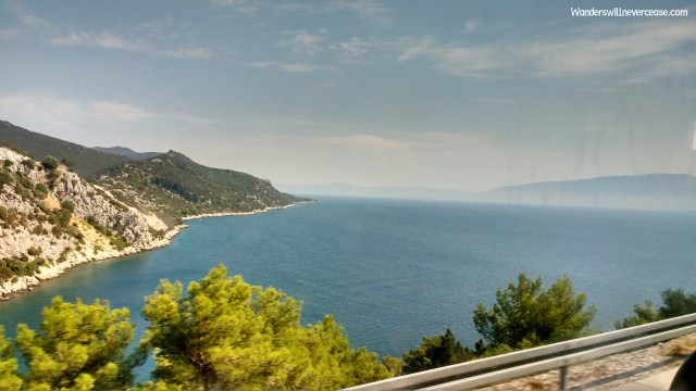croatia split dalmatian coast sea