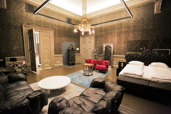 Overnight in Oslo Comfort Hotel Grand Central  Wander