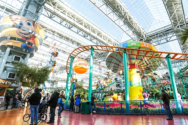 Adventure at the Mall of America | Wander The Map