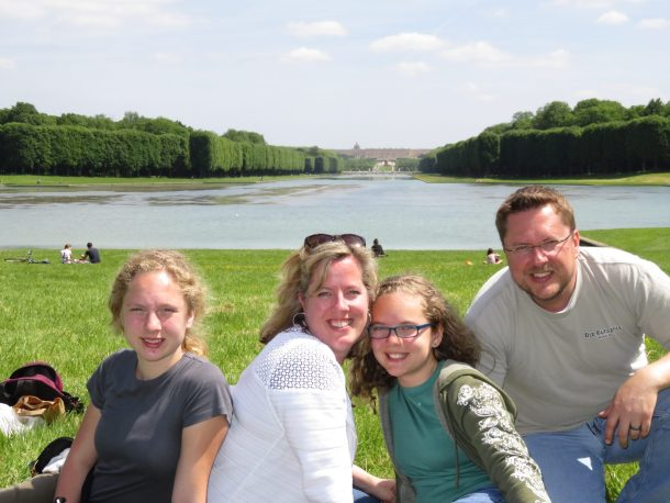 Picnic Versailles | Fat Tire Bike Tour Versailles | Versailles with Kids | Versailles with Children | Best way to see Versailles with kids | Bike Versailles |