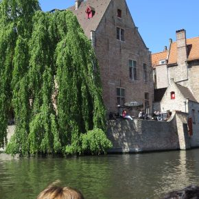 Bruges: Canals and Churches
